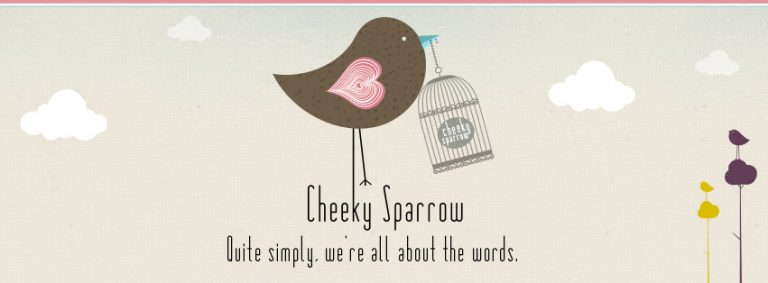 Cheeky Sparrow logo