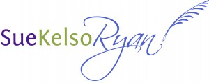Sue Kelso Ryan copywriter logo