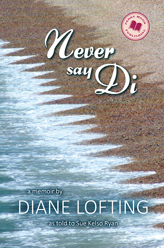 Never Say Di book cover