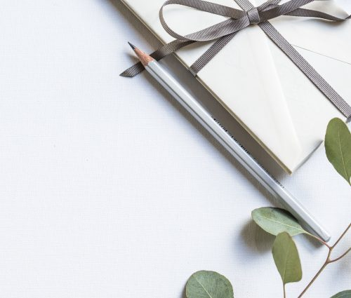 notepad eucalyptus tip