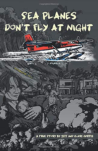 Book cover for Seaplanes don't fly at night